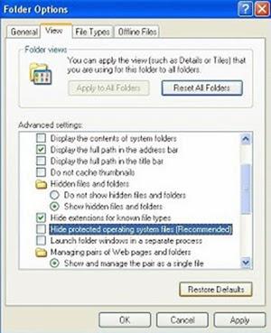 Как удалить not a virus adware