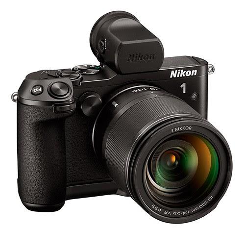 Nueva cámara Nikon 1 V3
