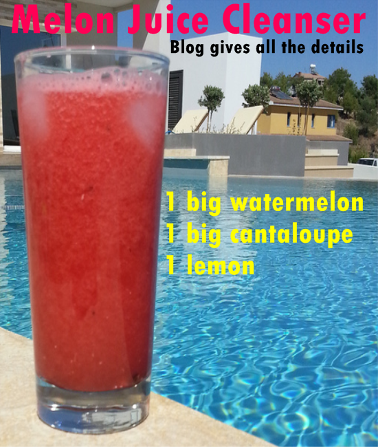 Watermelon Juice Cleanser
