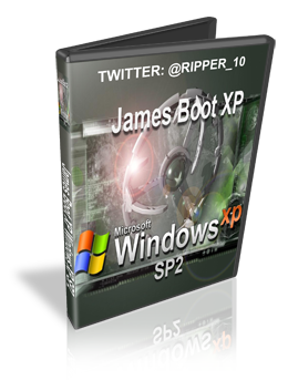Download James Boot XP – Windows XP SP2