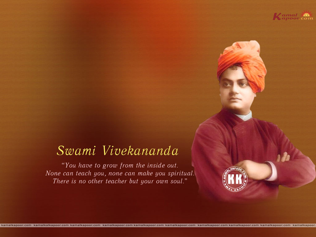 "Biography of ""Swami Vivekananda"" in Hindi"
