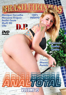 filmes Download   Brasileirinhas - Anal Total 15 DVDRip AVI + RMVB