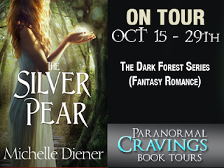 Blog Tour – Review: The Silver Pear by Michelle Diener