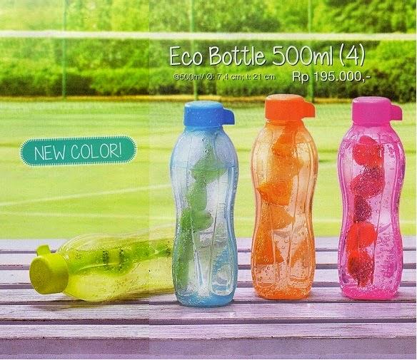 Eco Bottle 500ml Tupperware