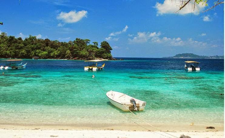 Pantai Teupin Layeu Aceh Sabang