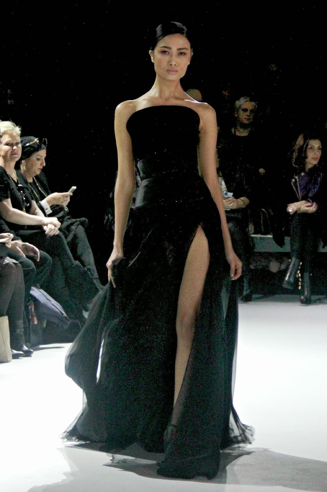 Ralph russo haute couture s s 2014 signorfandi for Haute couture clients