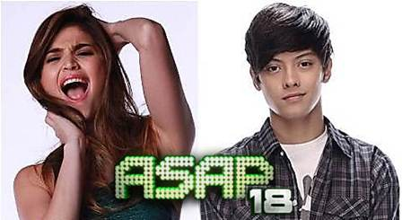 ASAP 18 Reveals Super Powers of Anne Curtis and Daniel Padilla (February 24)