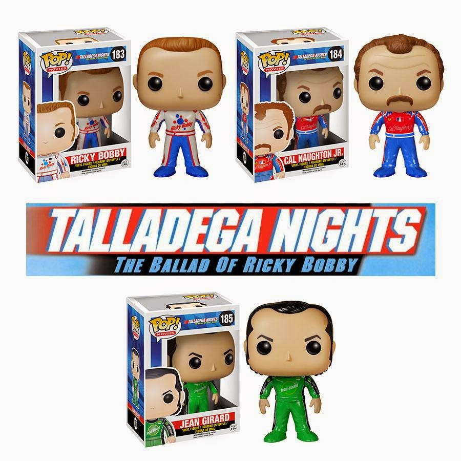 Funko Pop! Talladega Nights