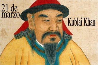 Emperador mongol