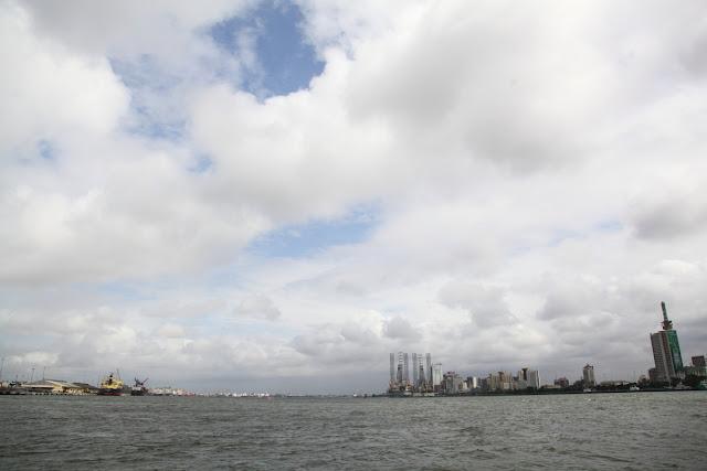 Lagos harbour