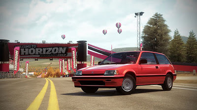 Honda giving away free Civics in Forza Horizon to celebrate launch
