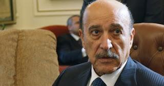 بيان عمر سليمان بالاعتذار عن الترشح
