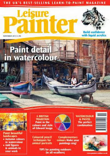 Leisure Painter Magazine November 2013