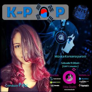 Más K-Pop - Sab. 9:00am
