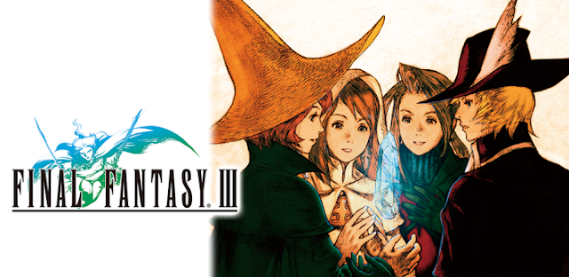 sreenshots FINAL FANTASY III 1.0.5 APK + DATA (Android)