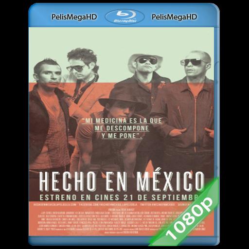Hecho en México (2012) 1080P HD MKV ESPAÑOL LATINO