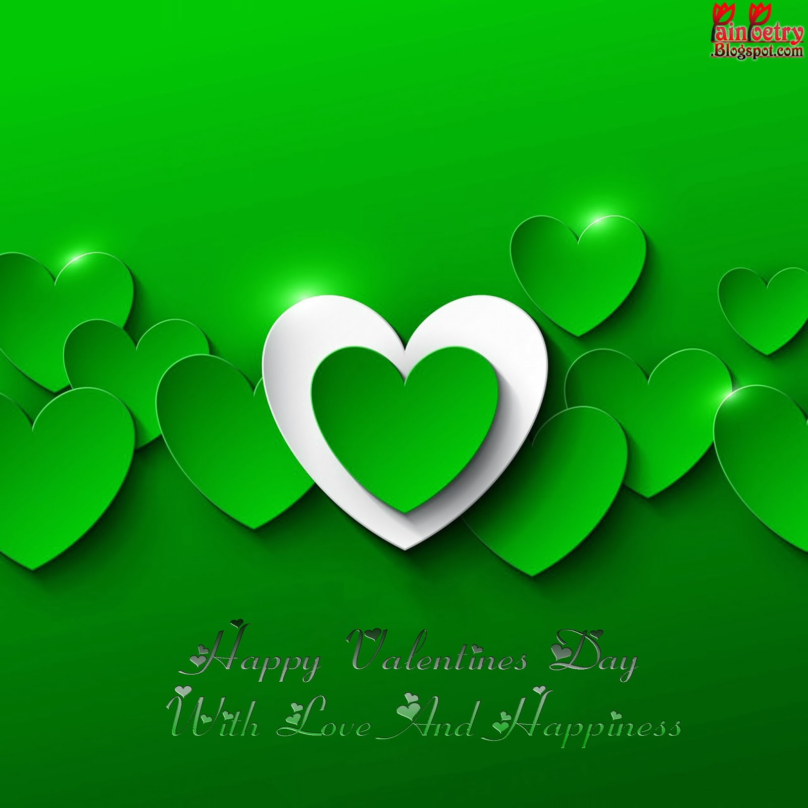 Happy-Valentines-Day-Wishes-Walpaper-With-Hearts-Image-Wide