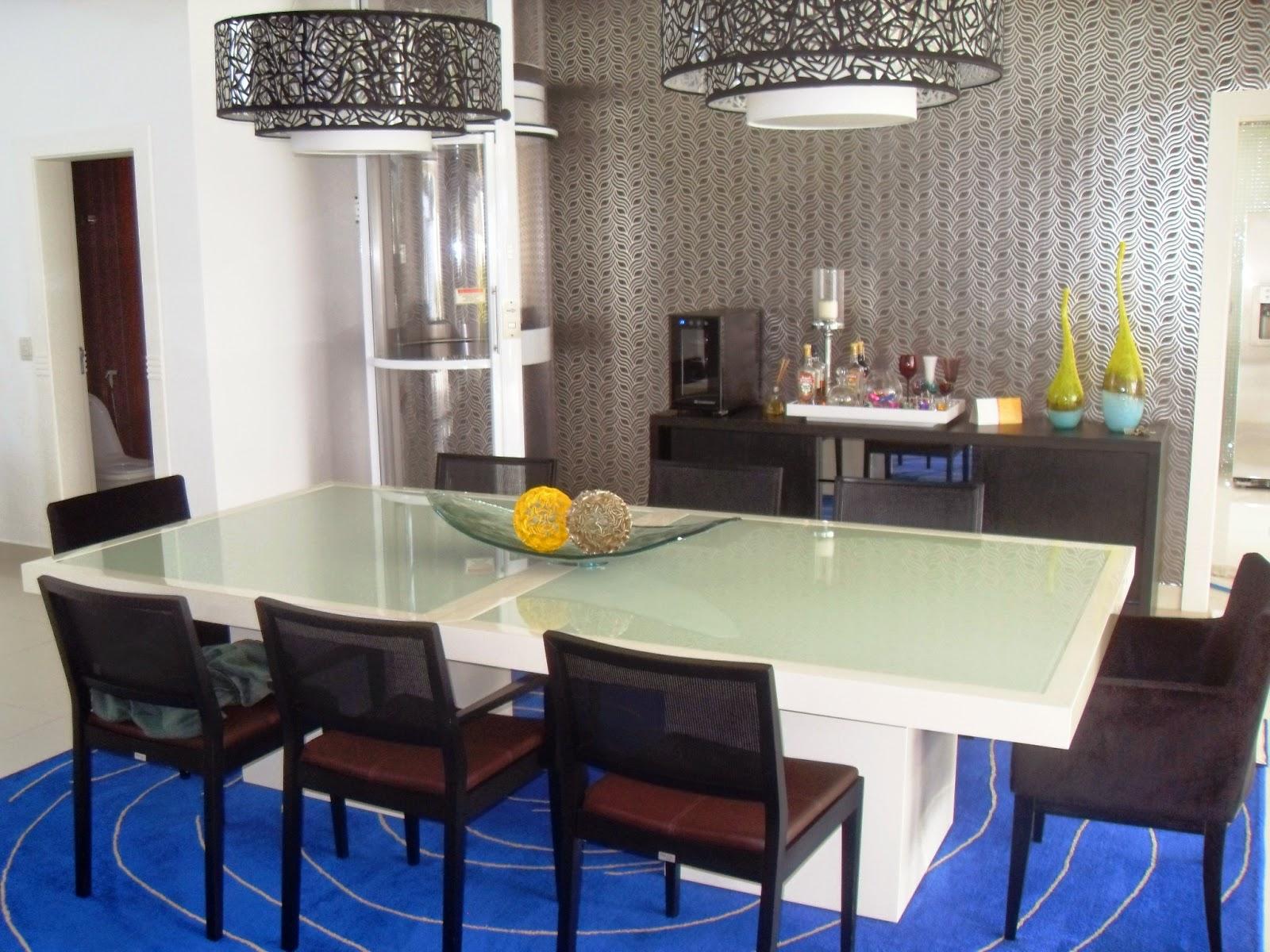 Casa Mobiliada E Decorada A Venda No Condominio Jardim Acapulco Em