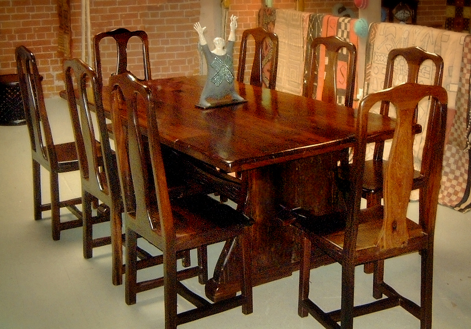 WOOD FURNITURE PHASES AFRICA