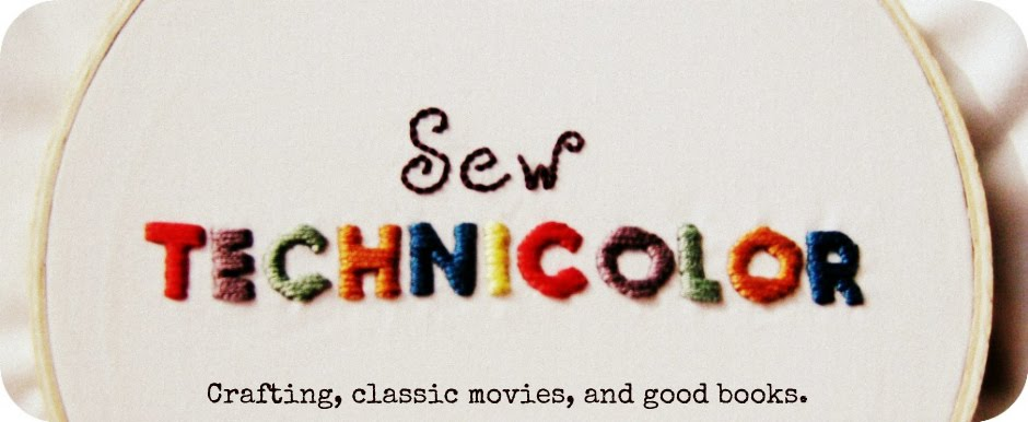 Sew Technicolor