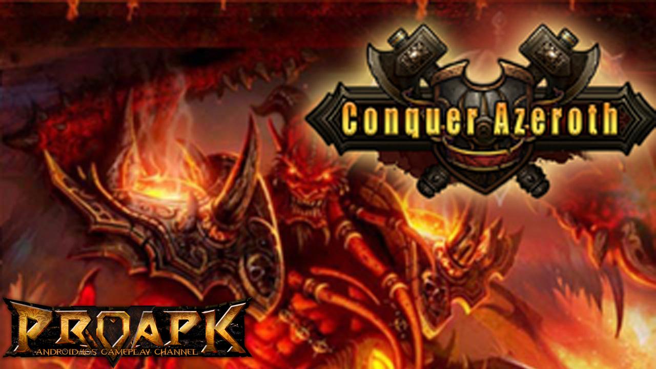 Conquer Azeroth