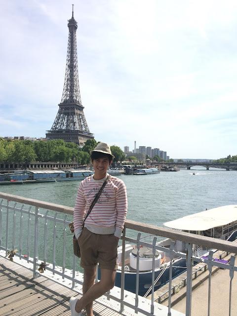Paris, Perancis, Travelling, Eiffel, Menara Eiffel, Eiffel tower, tempat wisata, wisata, sungai Seine, Seine river, eropa