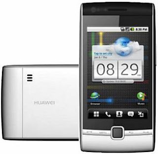 3G Android Phone IDEOS X2