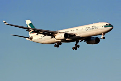 Cathay Pacific. ZonaAero