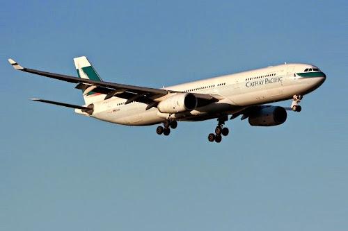 Cathay Pacific Airways. ZonaAero