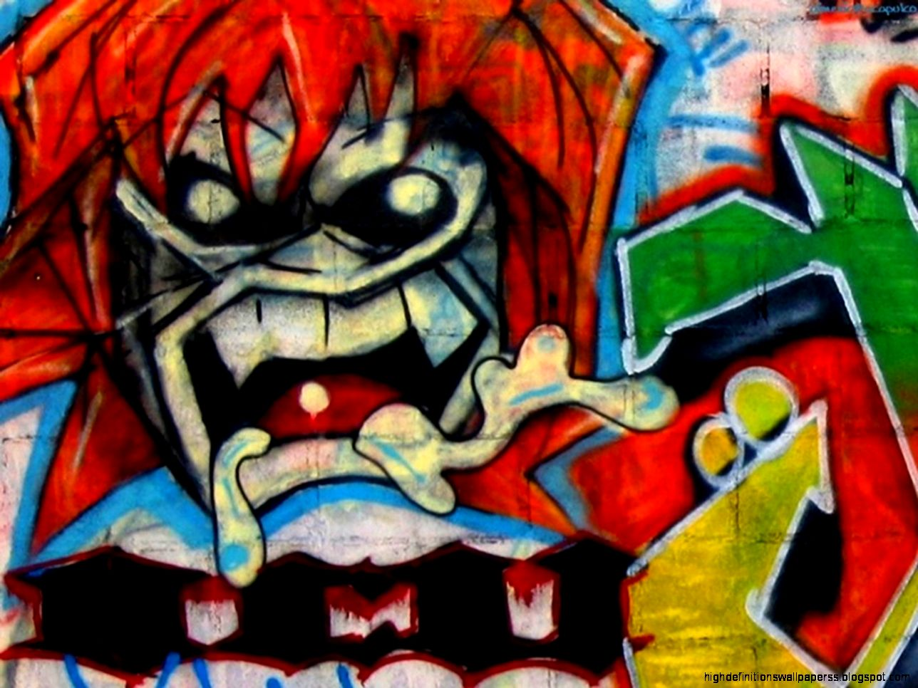 Graffiti Art Wallpaper Hd