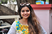 Colors Swathi photos at Tripura Movie Interview-thumbnail-6