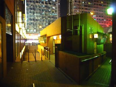 Public Toilets Nathan Road Hong Kong