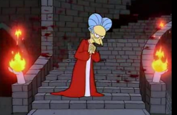 mr Burns Evil Laugh Gif mr Burns mr Burns Evil Laugh