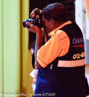 Gaya Photographer - Majlis Makan Malam DAP
