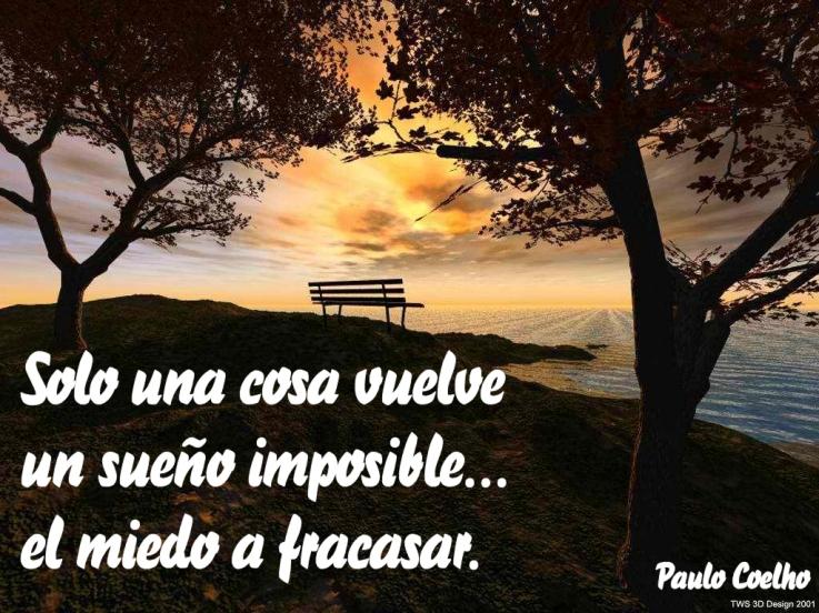 Angélica Italia: Motivación personal Paulo Coelho.