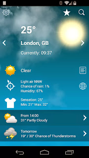 Weather XL PRO v1.3.3 Apk