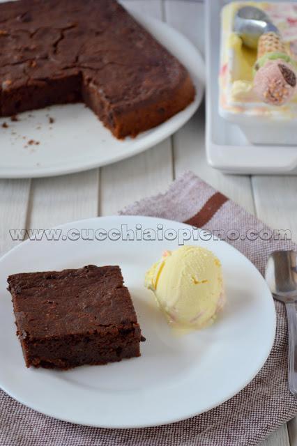 brownie di cioccolato