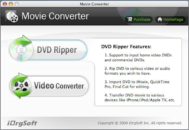 Movie Converter for Mac [Download]