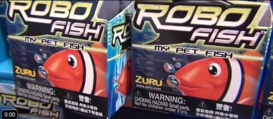 Ikan robot forex