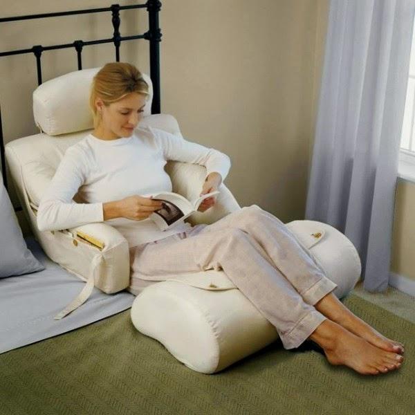 poduszka do czytania