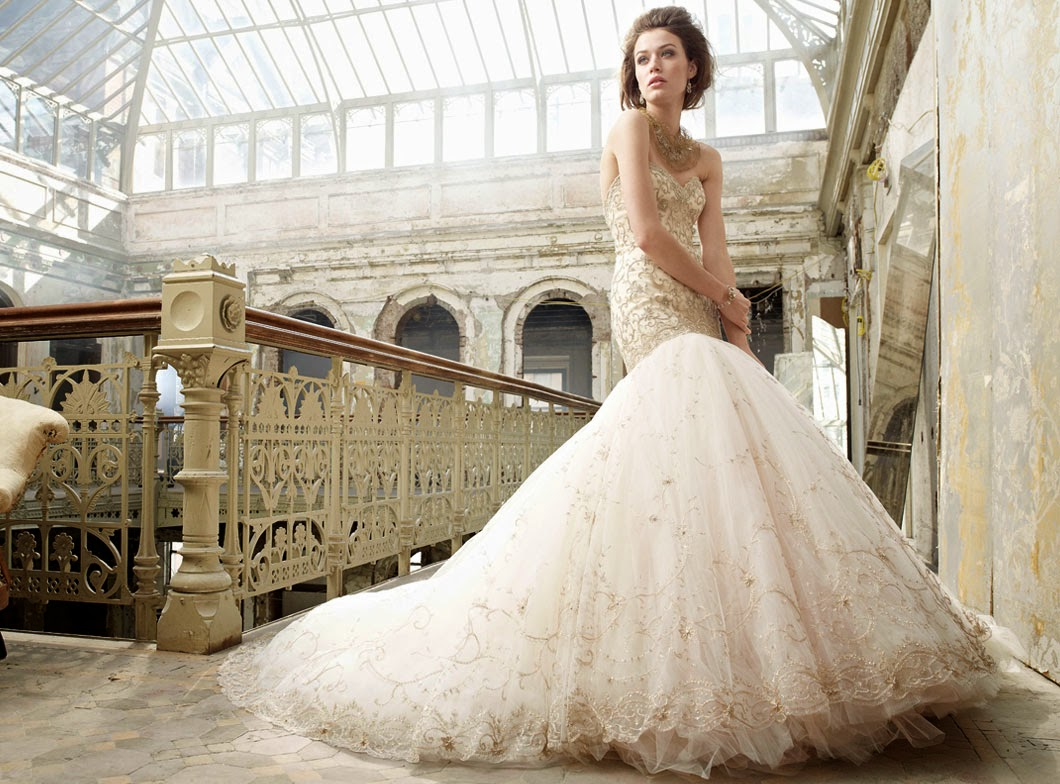 Beautiful gowns bridal wedding dresses by lazaro perez wedding beautiful gowns bridal wedding dresses by lazaro perez ombrellifo Choice Image