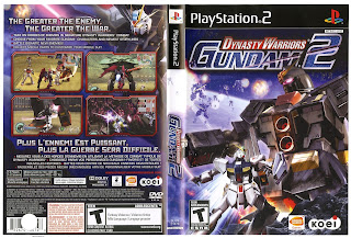 Free Download Games Dynasty Warriors Gundam II PCSX2 ISO Untuk KOmputer Full Version ZGASPC