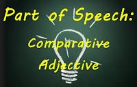 Comparative Adjective