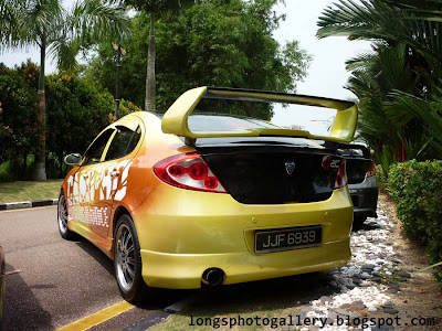 Modified Gen 2 bodykit