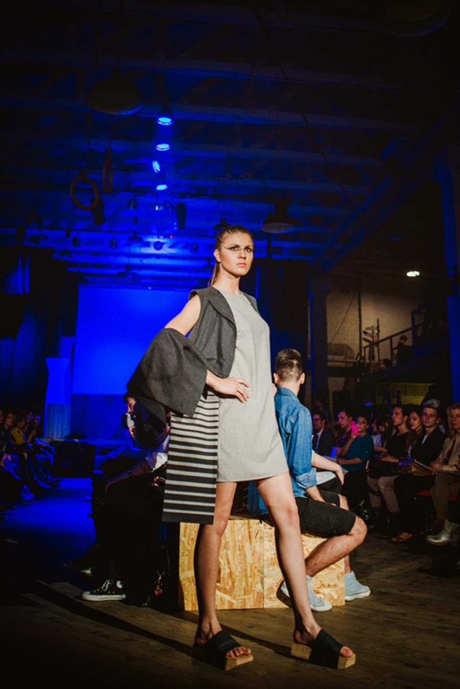 Georgione Essi otvorio IV Belgrade Alternative Fashion Event