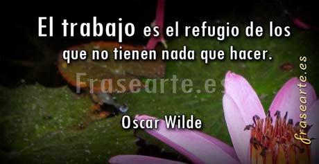 Mensajes para la vida, Oscar Wilde