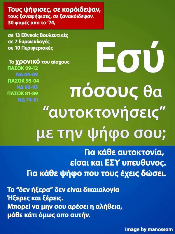 ΕΚΛΟΓΕΣ 2012