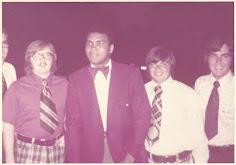"""Wiregrass Boys Meet """"The Champ"""""""