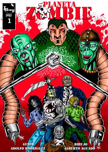 Planeta Zombie: Infiltración