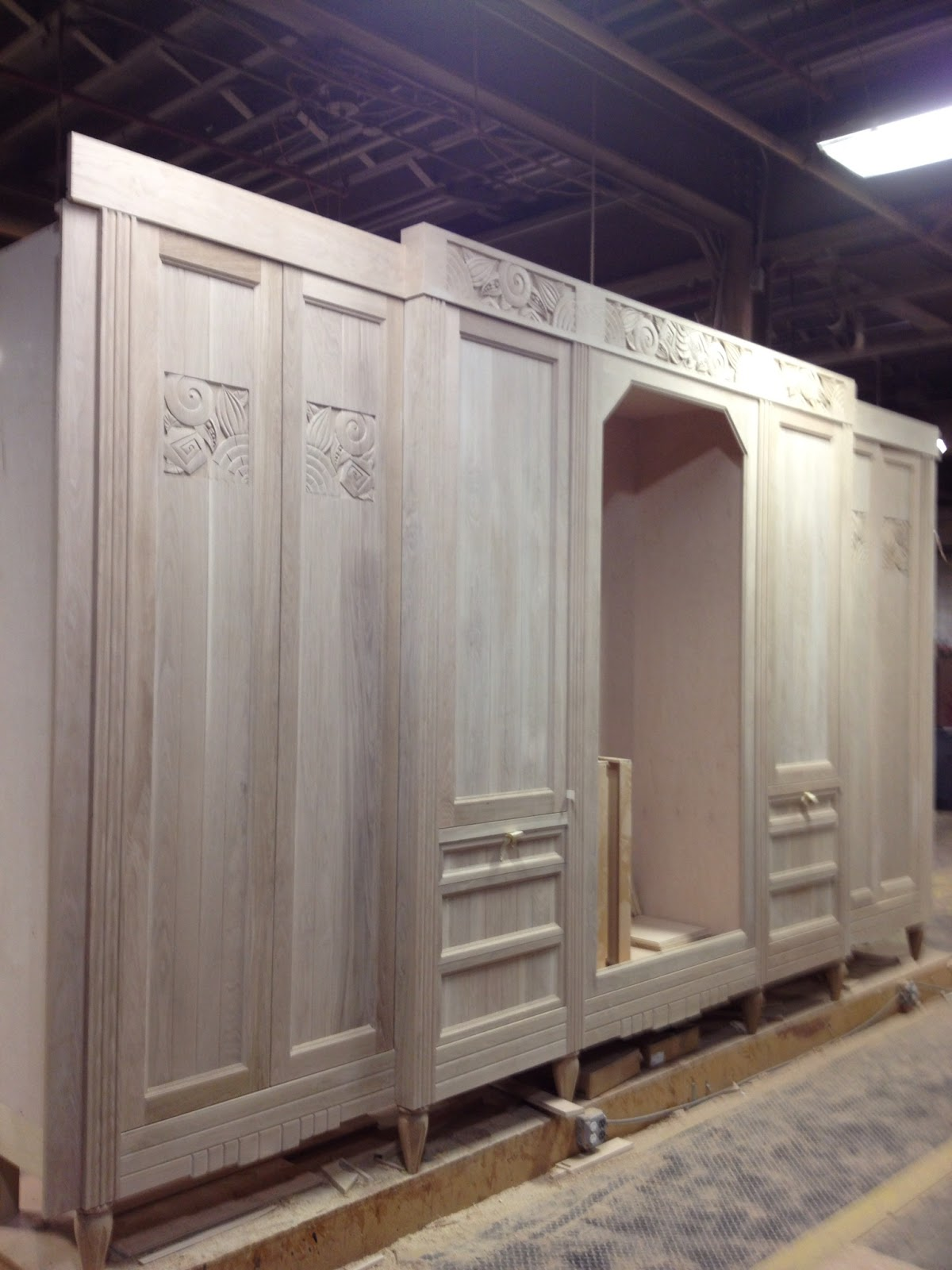 Victor Rossi Philly Cabinets